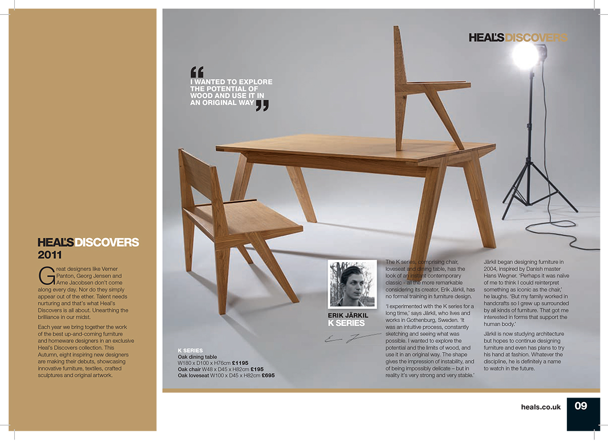 Heal's celebrating scandinavian design