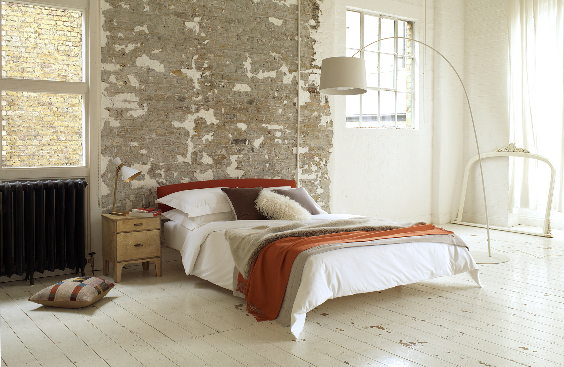 Shoreditch loft Warren Evans Beds