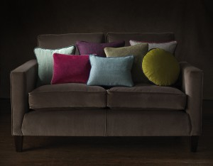 marvic textiles cushions and sofa